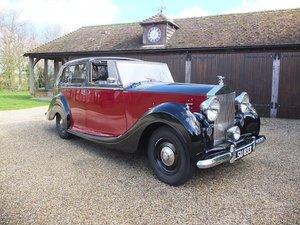 Picture of 1947 Rolls-Royce Silver Wraith Sedanca De Ville  SOLD