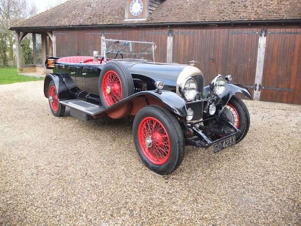 1925 Bentley 3 Litre  For Sale (picture 1 of 6)