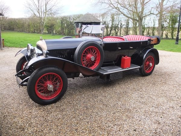 1925 Bentley 3 Litre  For Sale (picture 2 of 6)