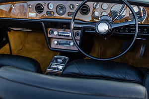 1973 Rolls Royce Corniche Convertible-Only 26552 Miles For Sale (picture 4 of 6)