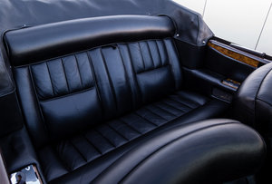 1973 Rolls Royce Corniche Convertible-Only 26552 Miles For Sale (picture 5 of 6)