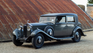 Picture of 1934 Rolls-Royce 20/25hp by Barker SOLD