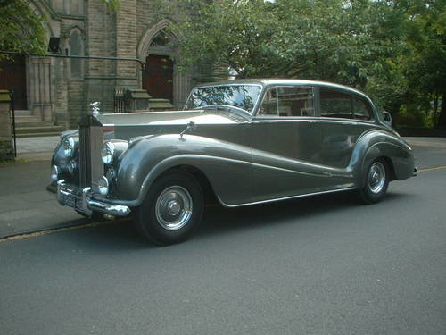 1955 Last silver wraith ever made by parkward For Sale (picture 2 of 6)