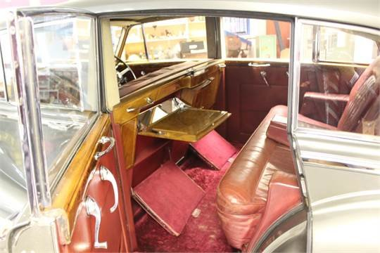 1955 Last silver wraith ever made by parkward For Sale (picture 3 of 6)