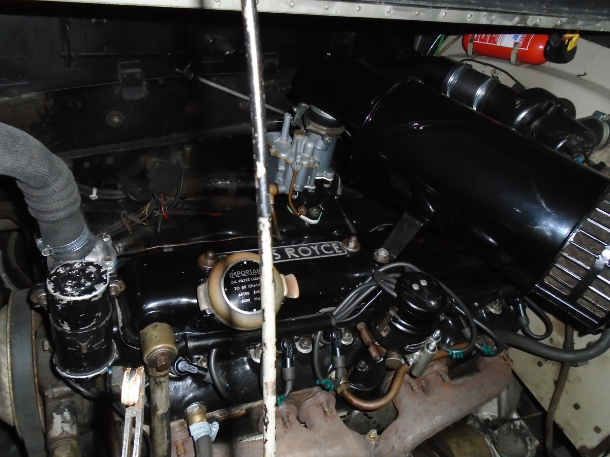 1955 Last silver wraith ever made by parkward For Sale (picture 4 of 6)