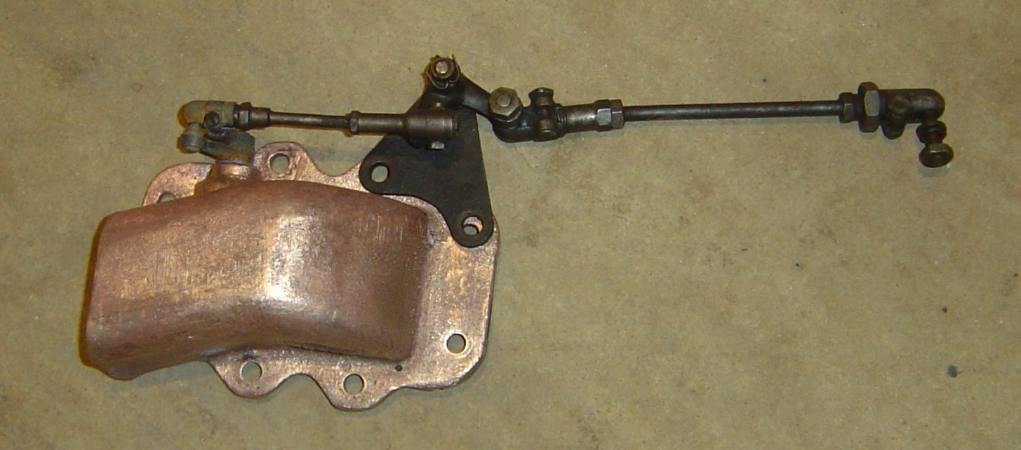 1920 Derby Bentley exhaust cut out for sale For Sale (picture 1 of 1)