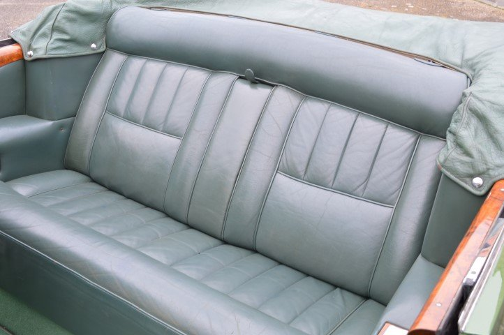 1969 Rolls-Royce Silver Shadow MPW convertible For Sale (picture 4 of 6)