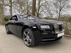 2015 Rolls-Royce Wraith - 7.000 miles only