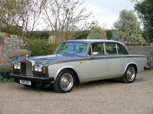 1978 Rolls-Royce Silver Shadow 2
