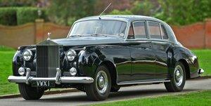 1958 Rolls Royce Silver Cloud 1