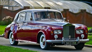 1963 Rolls Royce Silver Cloud 3 Saloon
