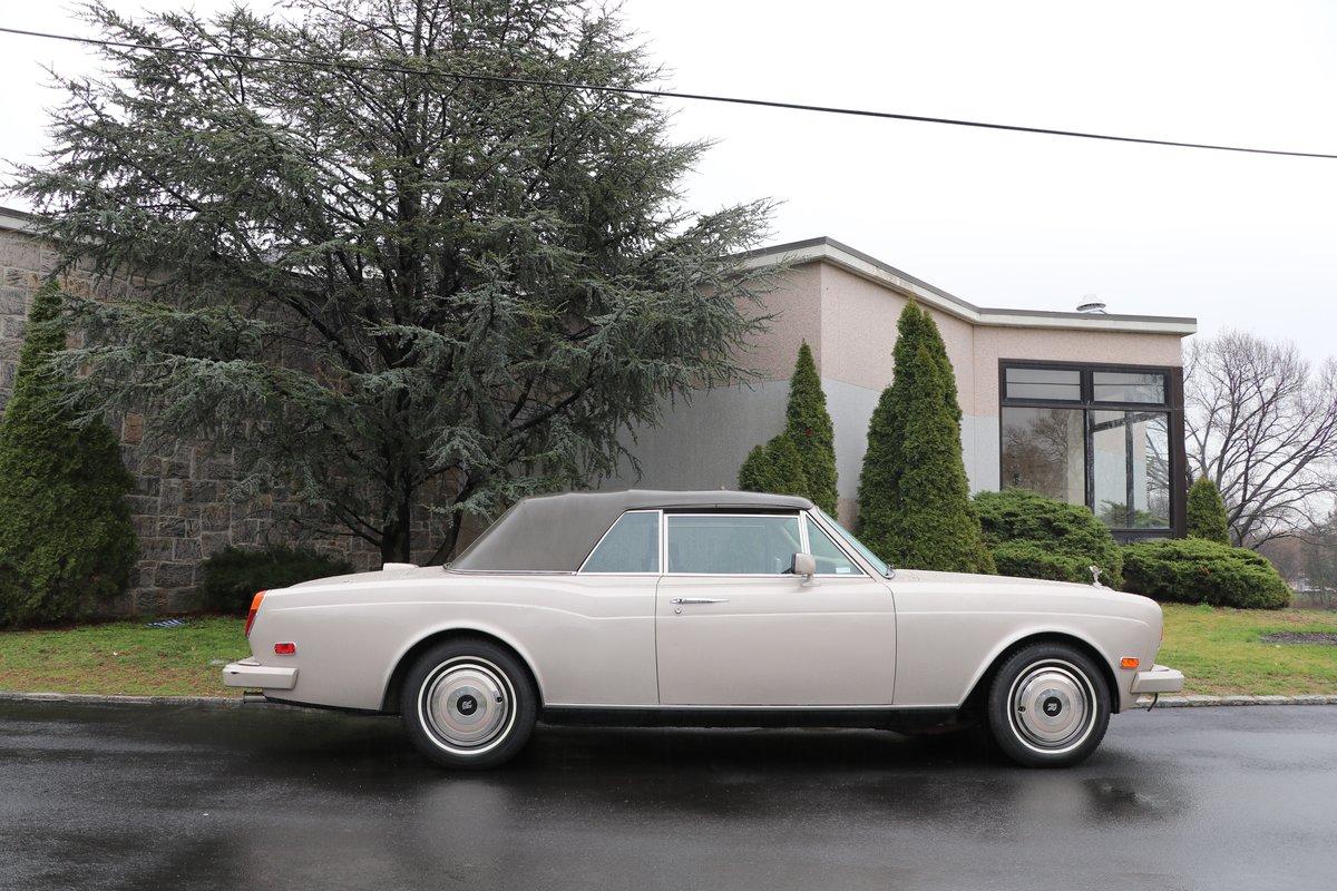 # 23239 1988 Rolls-Royce Corniche II Convertible  For Sale (picture 2 of 6)