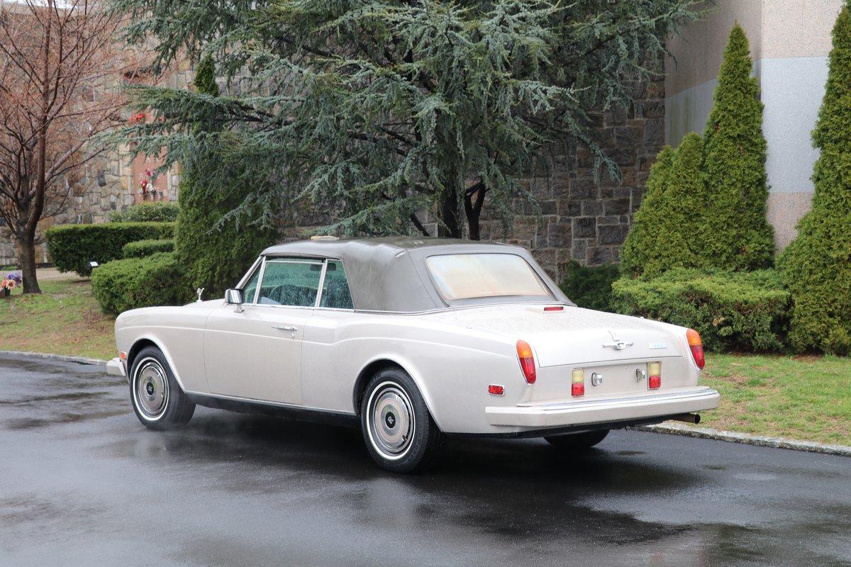 # 23239 1988 Rolls-Royce Corniche II Convertible  For Sale (picture 4 of 6)