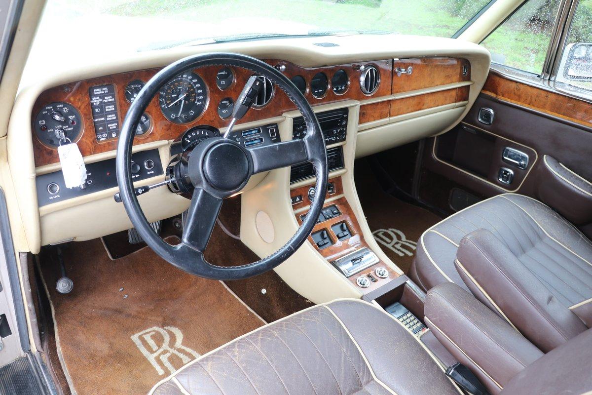 # 23239 1988 Rolls-Royce Corniche II Convertible  For Sale (picture 5 of 6)