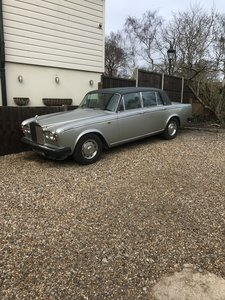 1979 Rolls Royce silver shadow 2