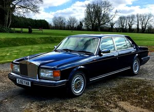 1998 Rolls Royce Silver Spur only 10450 miles recorded