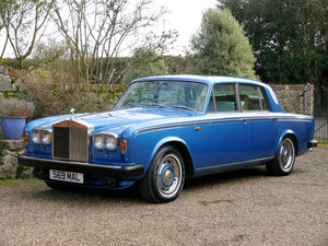 1979 Rolls-Royce Silver Shadow 2