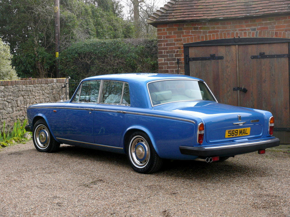 1979 Rolls-Royce Silver Shadow 2  For Sale (picture 2 of 6)