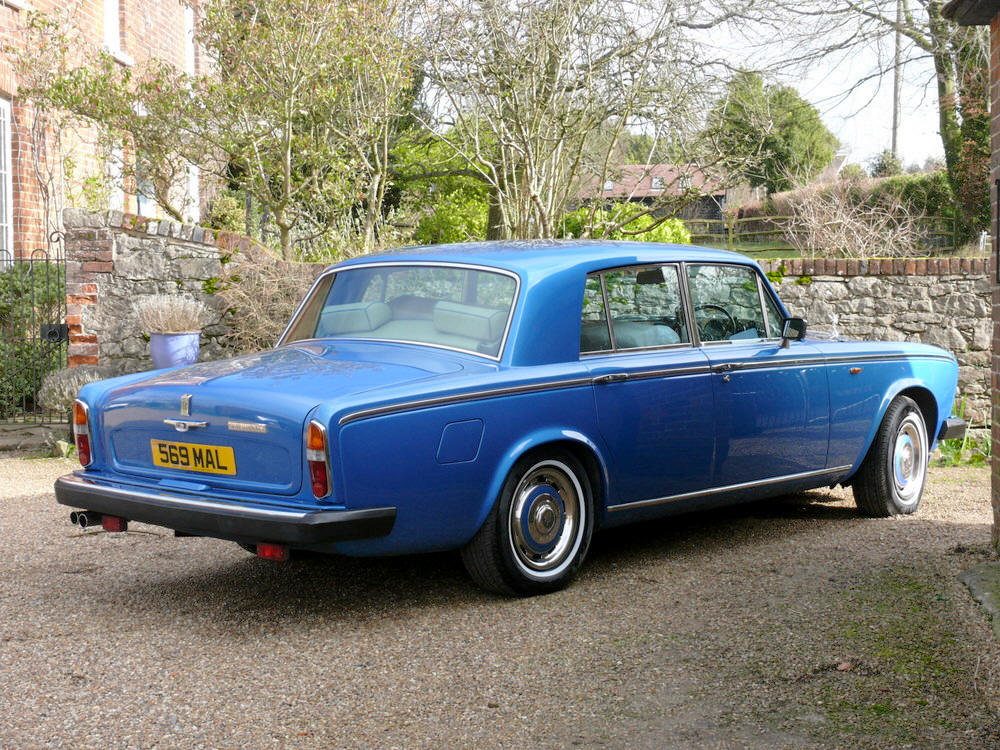 1979 Rolls-Royce Silver Shadow 2  For Sale (picture 3 of 6)