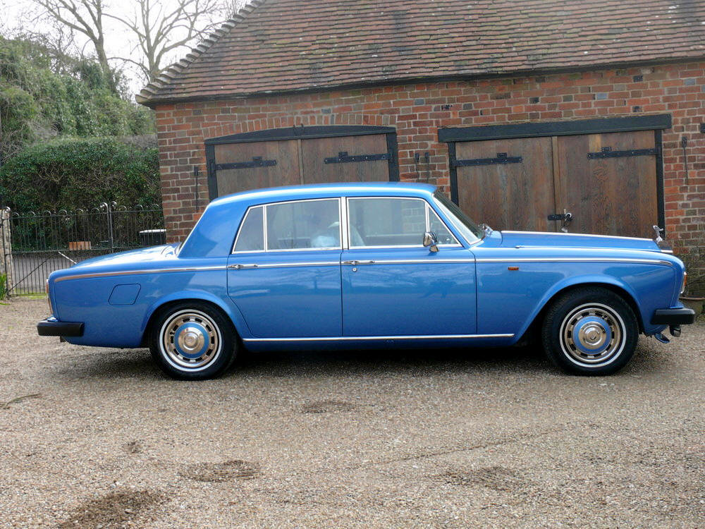 1979 Rolls-Royce Silver Shadow 2  For Sale (picture 4 of 6)