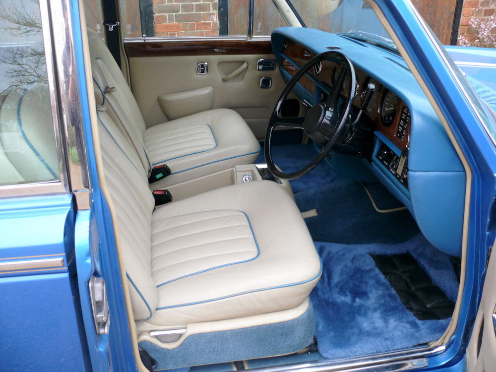 1979 Rolls-Royce Silver Shadow 2  For Sale (picture 5 of 6)
