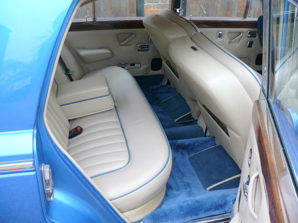 1979 Rolls-Royce Silver Shadow 2  For Sale (picture 6 of 6)