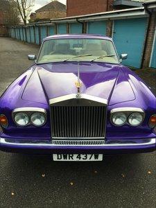 1981 Rolls Royce Corniche FHC - A very special car !!