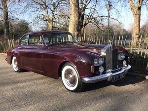 1965  Rolls-Royce Silver Cloud III 2 door by James Young