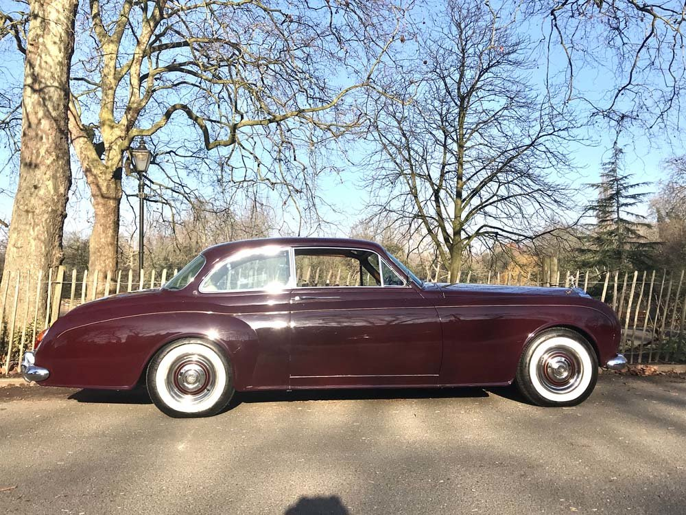 1965 Rolls-Royce Silver Cloud III 2 door by James Young For Sale (picture 3 of 24)
