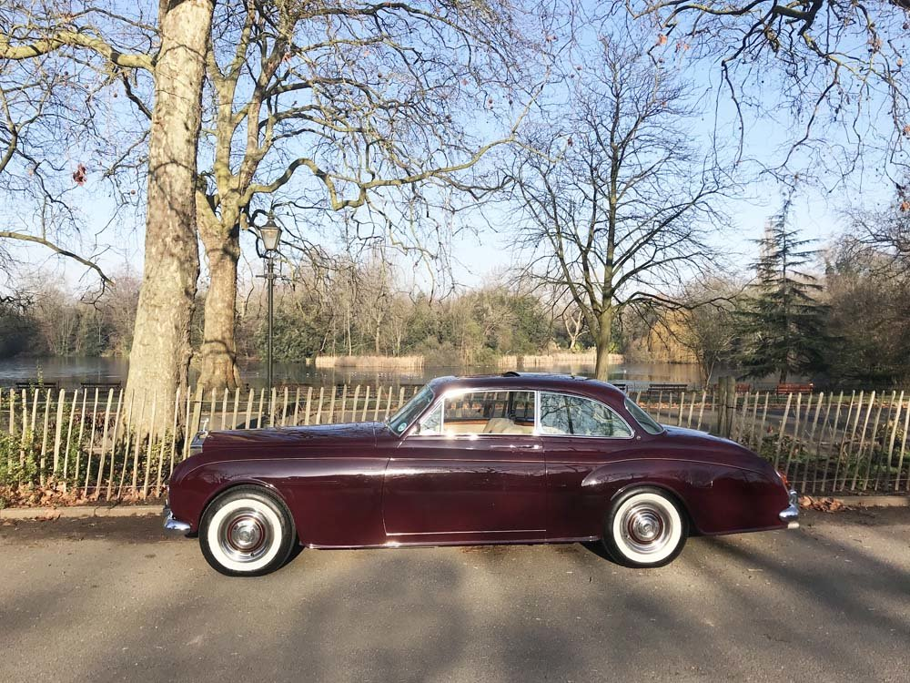 1965 Rolls-Royce Silver Cloud III 2 door by James Young For Sale (picture 4 of 24)
