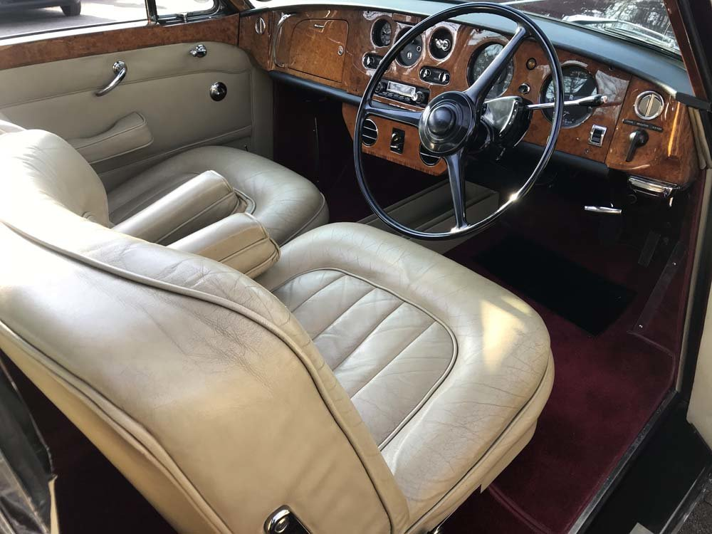 1965 Rolls-Royce Silver Cloud III 2 door by James Young For Sale (picture 5 of 24)