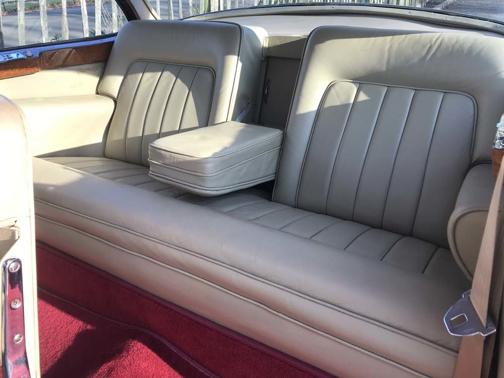 1965 Rolls-Royce Silver Cloud III 2 door by James Young For Sale (picture 9 of 24)