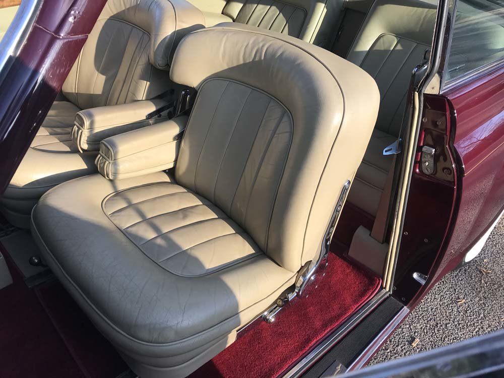 1965 Rolls-Royce Silver Cloud III 2 door by James Young For Sale (picture 14 of 24)