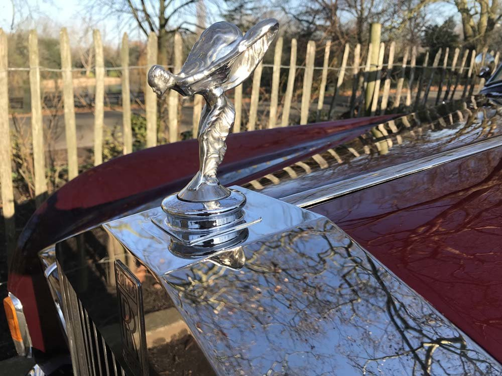 1965 Rolls-Royce Silver Cloud III 2 door by James Young For Sale (picture 24 of 24)