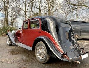 1933 Rolls Royce Phantom II Barker& Co. London For Sale