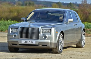 2004 Rolls Royce Phantom 7