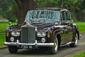 1965 Rolls Royce Silver Cloud 3 Long Wheel Base with Divisio