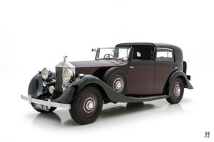 1937 ROLLS-ROYCE 25/30 SEDANCA DE VILLE BY GURNEY NUTTING For Sale
