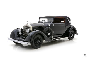 1927 ROLLS-ROYCE 20 HP CABRIOLET BY SEEGERS ET SOHN For Sale
