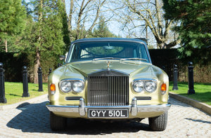 1971 Rolls Royce Silver Shadow 1973