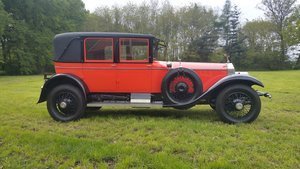 1926 Springfield Silver Ghost
