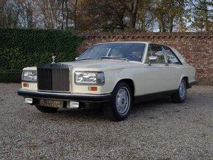 1981 Rolls Royve Camarque by Rober Jankel