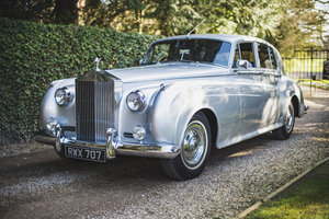 Rolls Royce Silver Cloud - One of the very best..!