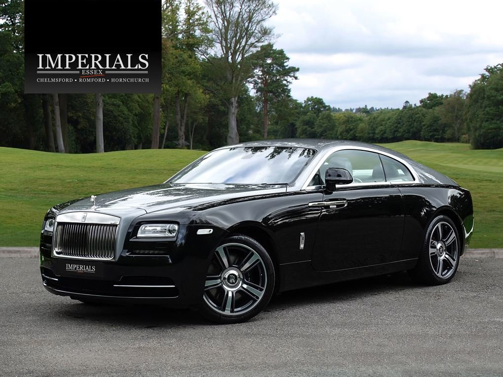 2013 ROLLS ROYCE  WRAITH  6.6 V12 COUPE AUTO  109,948 For Sale (picture 1 of 24)