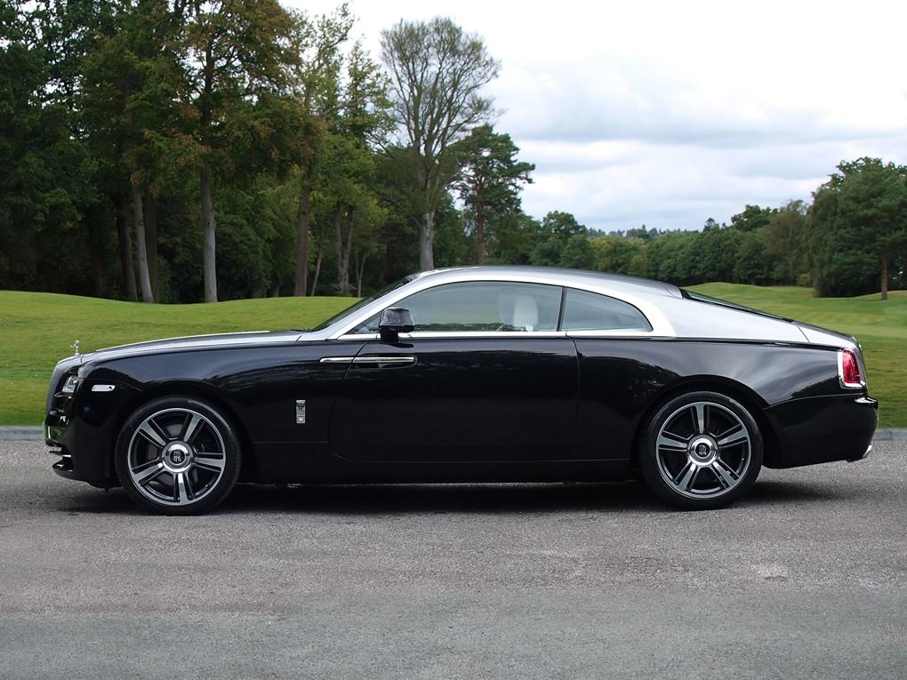 2013 ROLLS ROYCE  WRAITH  6.6 V12 COUPE AUTO  109,948 For Sale (picture 2 of 24)