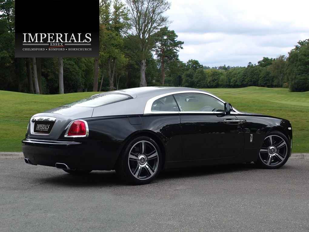 2013 ROLLS ROYCE  WRAITH  6.6 V12 COUPE AUTO  109,948 For Sale (picture 4 of 24)