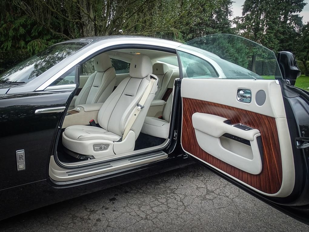 2013 ROLLS ROYCE  WRAITH  6.6 V12 COUPE AUTO  109,948 For Sale (picture 13 of 24)