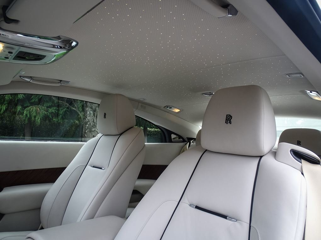 2013 ROLLS ROYCE  WRAITH  6.6 V12 COUPE AUTO  109,948 For Sale (picture 14 of 24)