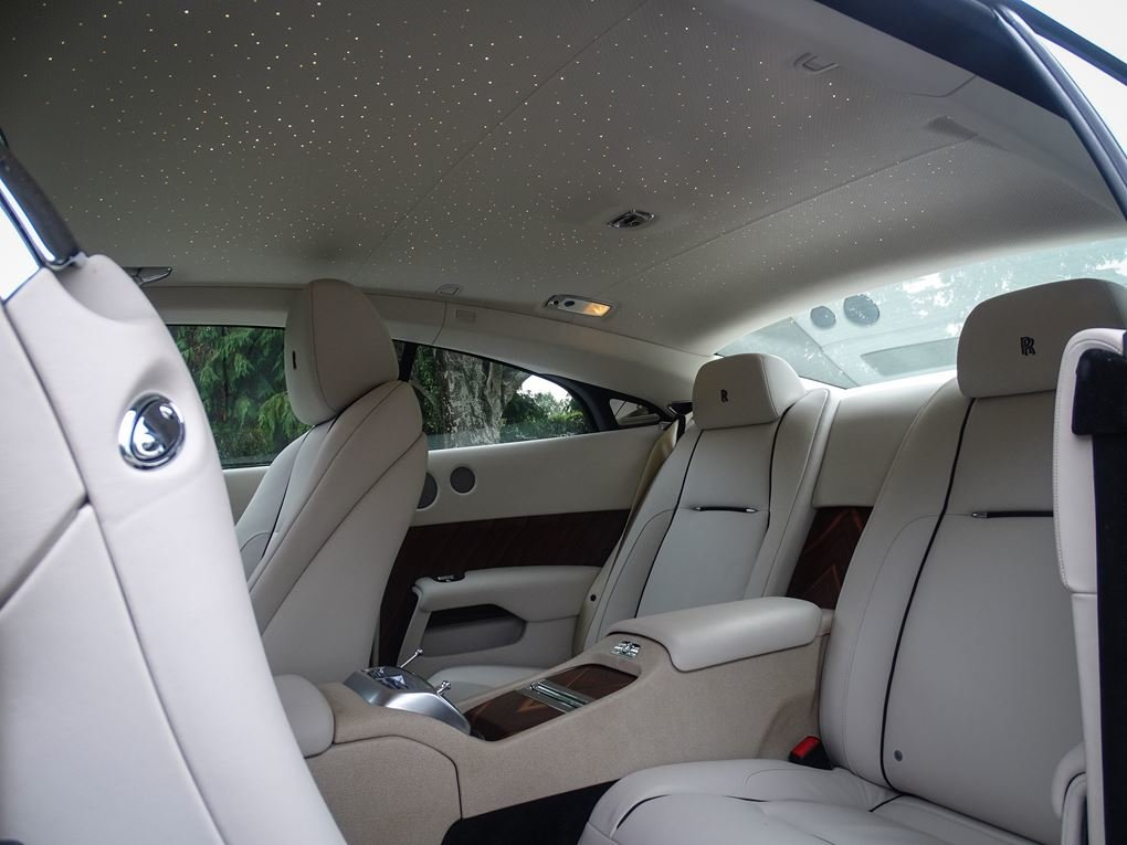 2013 ROLLS ROYCE  WRAITH  6.6 V12 COUPE AUTO  109,948 For Sale (picture 15 of 24)