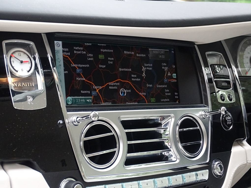 2013 ROLLS ROYCE  WRAITH  6.6 V12 COUPE AUTO  109,948 For Sale (picture 17 of 24)